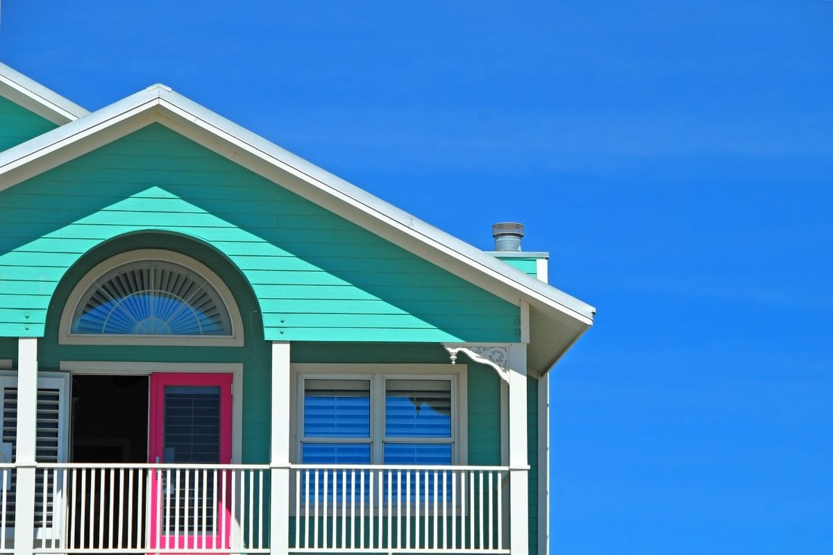 image of a coastal home property